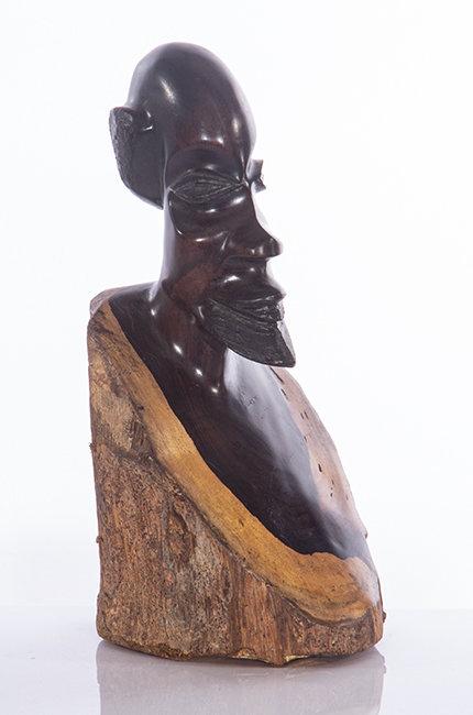 Tierpräparation Dittert - Afrikanische Holzfigur kaufen