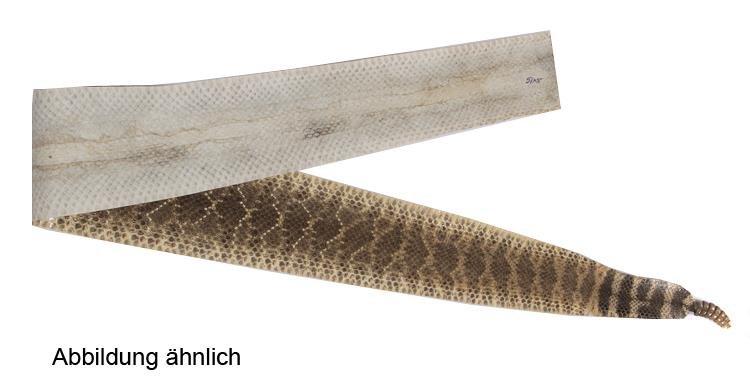 Klapperschlangenleder 135-145cm