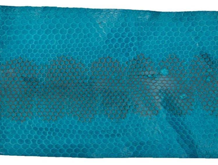 Seeschlange blau B Ware