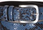 Gürtel Python für Körperumfang 110 cm bis 120cm