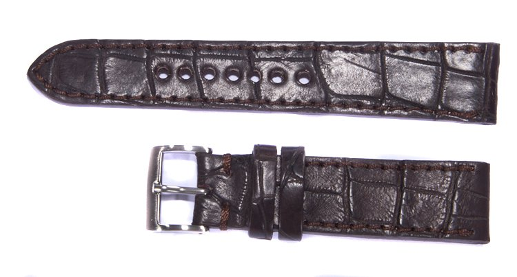 Alligator Uhrenarmband 22/20