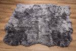 Island Schaffell Teppich