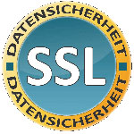 Sicher bezahlen dank SSL-Verschlüsselung